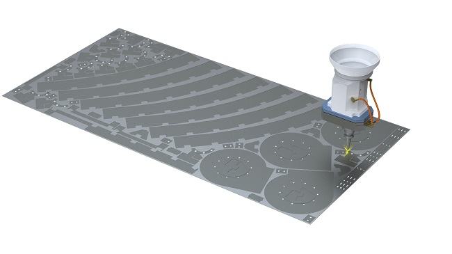 CAM-модуль Radan radprofile для лазерной, гидроабразивной, плазменной и газовой резки
