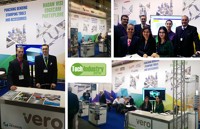 Dreambird and Machine Tool suppliers at Tech Industry