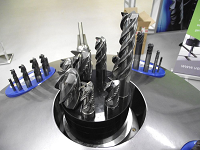 "Edgecam's Waveform ""The Only Way To Successfully Cut For Certain Complex Aerospace Applications"""