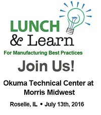 Edgecam Lunch-n-Learn Meeting in Roselle, Ill.