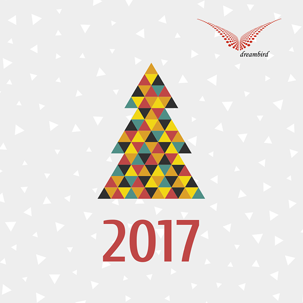 Merry Christmas and a happy New Year 2017!